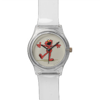 Vintage Elmo Wristwatch