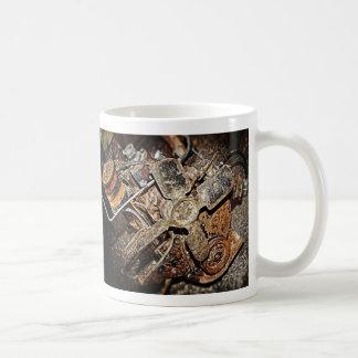 Vintage Engine Coffee Mug