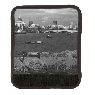 Vintage England London The River Thames 1970 Handle Wrap