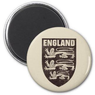 Vintage England Refrigerator Magnet