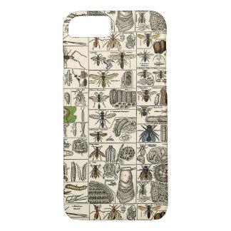 Vintage Entomology iPhone 7 Case
