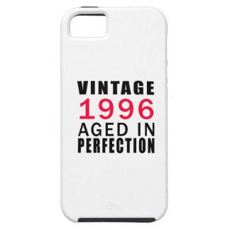 Vintage envejecido en 1996 en la perfección iPhone 5 Case-Mate cobertura