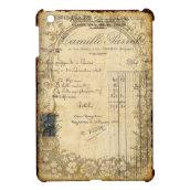 Vintage Ephemera Collage Case For The iPad Mini