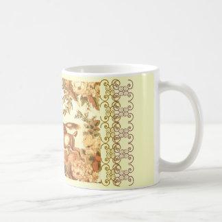 Vintage Equestrian Coffee Mug