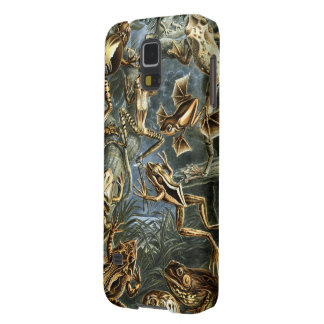 Vintage Ernest Haeckel Frogs Print Galaxy S5 Cover