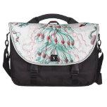 Vintage-Ernst-Haeckels-Kunstformen-Blue Jelly Laptop Bags