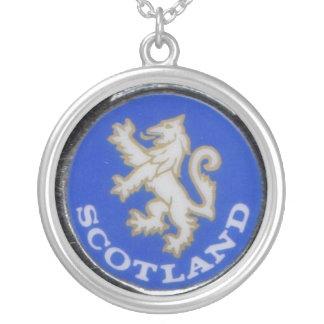 vintage Escocia Colgante Redondo