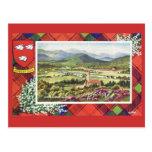 Vintage Escocia, Robertson, Balmoral Postal