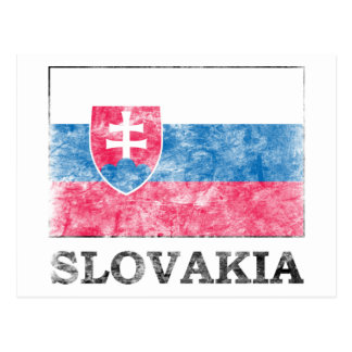 Vintage Eslovaquia Postal