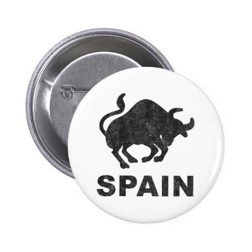 Vintage España Pins