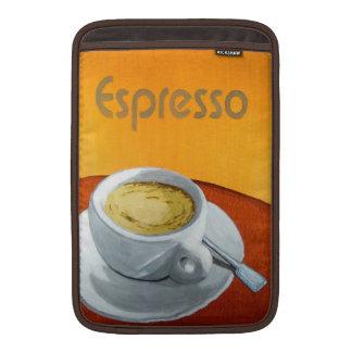 Vintage Espresso Coffee Sleeve For MacBook Air