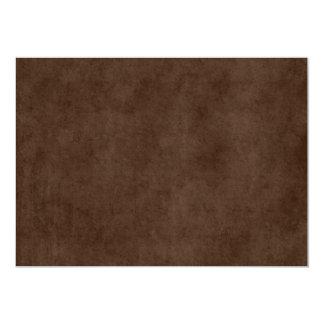 Vintage Espresso Dark Brown Antique Paper Template