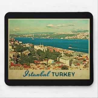 Vintage Estambul Turquía Tapete De Raton