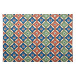 Vintage Ethnic Geometric Abstract Placemat