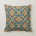 Vintage Ethnic Geometric Abstract Throw Pillow
