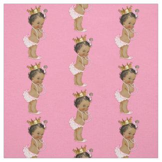 Vintage Ethnic Little Princess Fabric