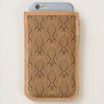 Vintage ethnic tribal aztec ornament iPhone 6/6S case
