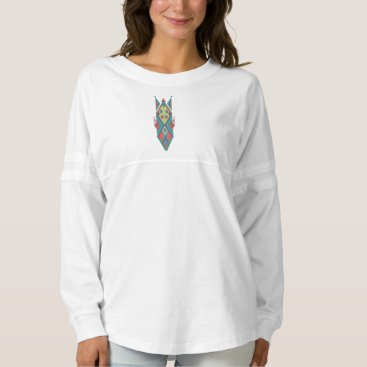 Aztec Themed Vintage ethnic tribal aztec ornament spirit jersey