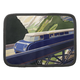 Vintage Europe Rail Travel Planner