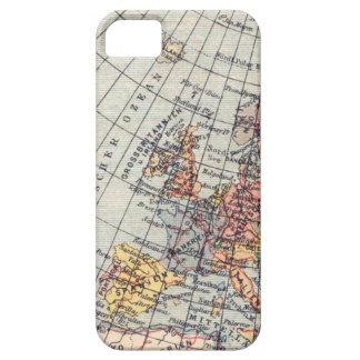 Vintage European Map iPhone 5 Case-Mate iPhone SE/5/5s Case