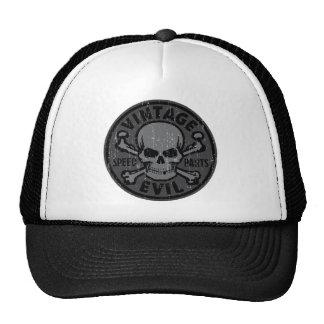 Vintage Evil 0072 Hats