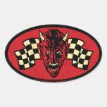 Vintage Evil 009C Sticker