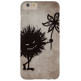 Vintage Evil Bug Gives Flower Barely There iPhone 6 Plus Case