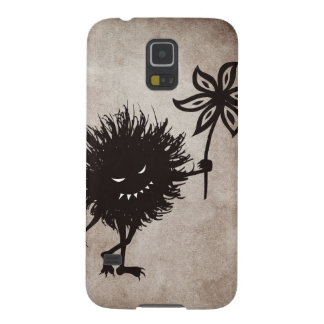 Vintage Evil Bug Gives Flower Galaxy S5 Cover