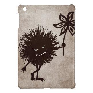 Vintage Evil Bug Gives Flower iPad Mini Case