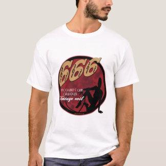 Vintage Evil Woman T-Shirt