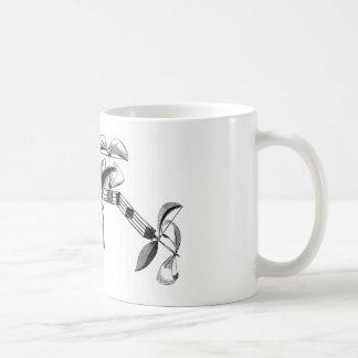 Vintage Experimental Flying Machine Classic White Coffee Mug