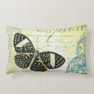 Vintage Explore Butterly...pillow Pillows