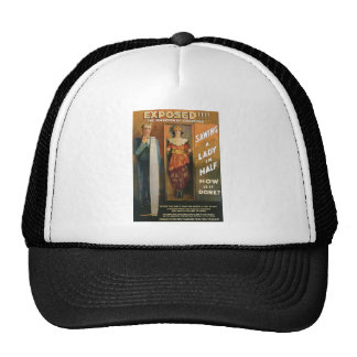 Vintage Exposed! The Sensations of Sensations Trucker Hat