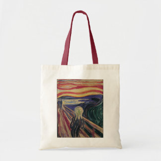 Vintage Expressionism, The Scream by Edvard Munch Tote Bag
