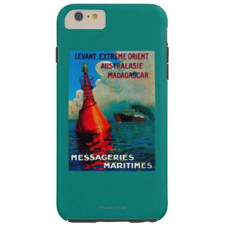 Vintage extremo PosterEurope de Levant Oriente Funda De iPhone 6 Plus Tough