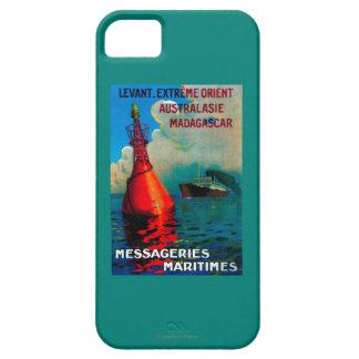 Vintage extremo PosterEurope de Levant Oriente iPhone 5 Case-Mate Cárcasa
