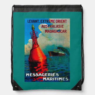 Vintage extremo PosterEurope de Levant Oriente Mochilas