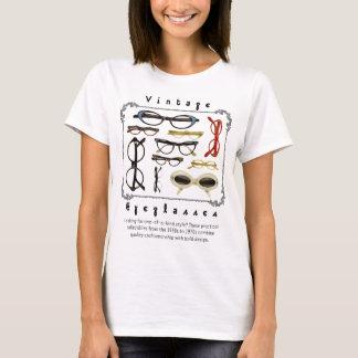 Vintage Eyeglasses 01 T-Shirt