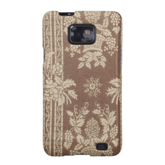 Vintage Fabric (113) Galaxy S2 Cover