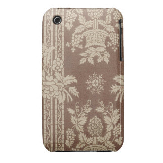 Vintage Fabric (113) iPhone 3 Case-Mate Cases