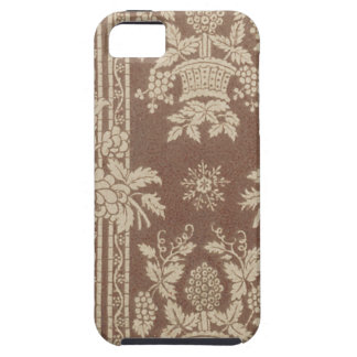 Vintage Fabric (113) iPhone 5 Cover