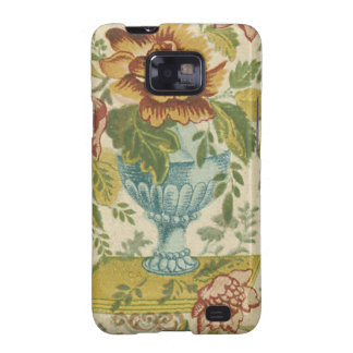 Vintage Fabric (127) Galaxy S2 Cover