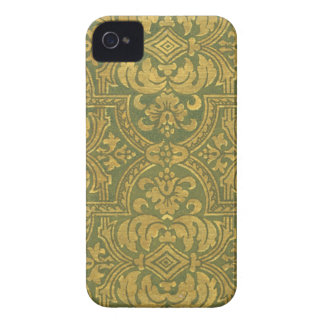 Vintage Fabric (56) iPhone 4 Cases