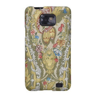 Vintage Fabric (76) Galaxy S2 Cases