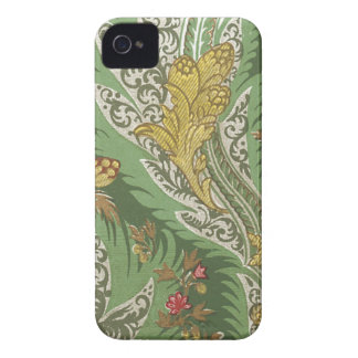 Vintage Fabric (94) iPhone 4 Cover