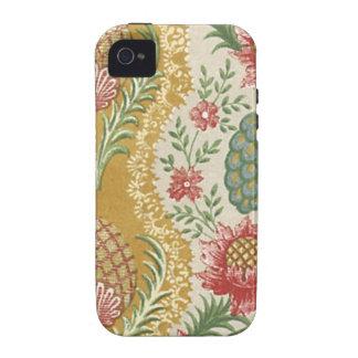 Vintage Fabric (97) iPhone 4 Case