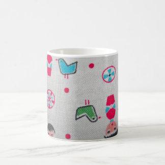 Vintage Fabric Mug