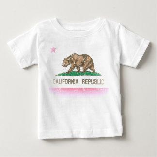 Vintage Fade California Republic Flag Infant T-shirt