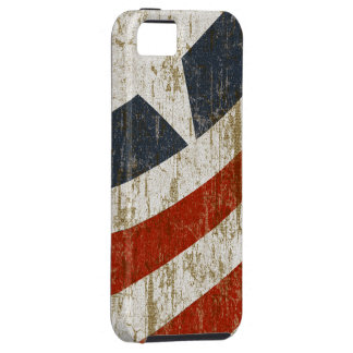 Vintage Faded American iPhone 5 Cover
