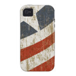 Vintage Faded American iPhone 4 Cases